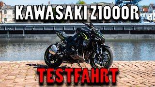 Kawasaki Z1000R TEST | Ein brutales Biest!