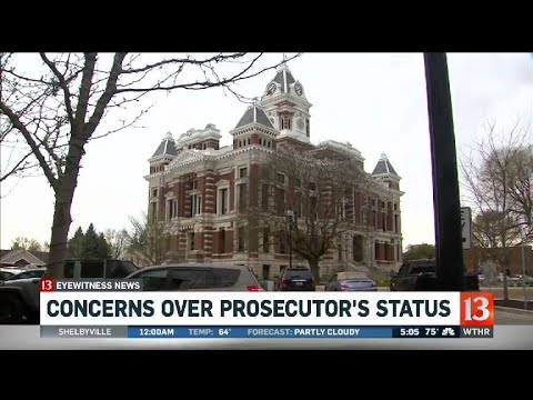 Repeat Concern re: prosecutor's status by WTHR - You2Repeat