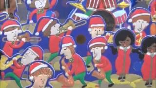 メロディクリスマスカードジングルベル【教材自立共和国】