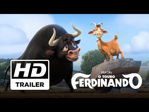 O Touro Ferdinando | Trailer Oficial 3 | Dublado HD
