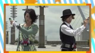 【関連動画】 ・仮面ライダーWっぽい変身シーン https://www.youtube.co...