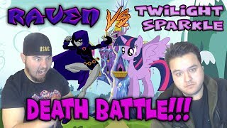 Download Video HELL YEAH!!! Raven Vs Twilight Sparkle Death Battle Reaction MP3 3GP MP4
