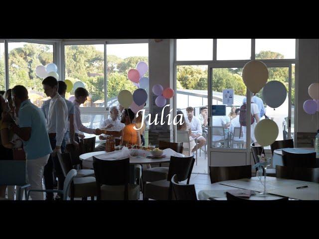 Soirée anniversaire Julia | Immortalisation de l'instant