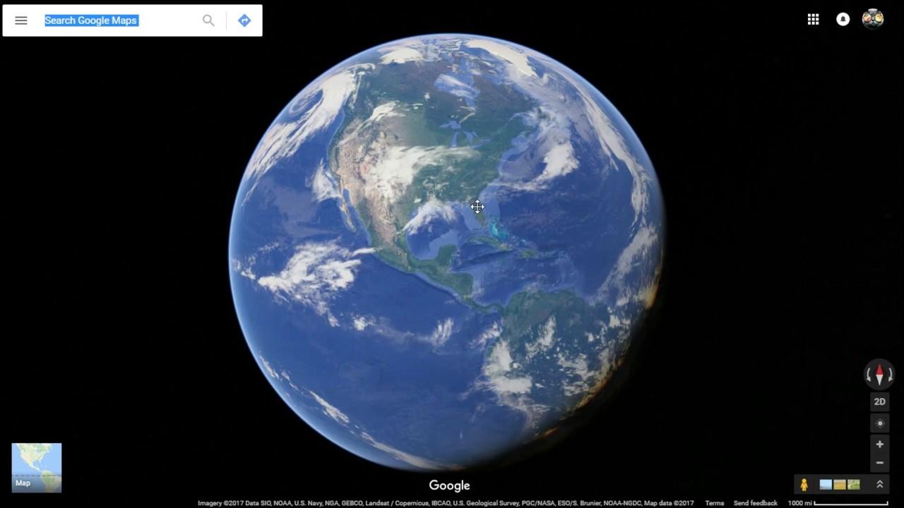I AM COLUMBUS Crossing The Atlantic Ocean With Google Maps - Columbus maps google