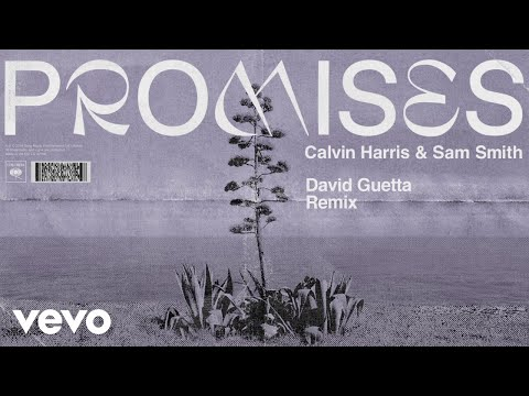 Calvin Harris Sam Smith - Promises David Guetta Remix