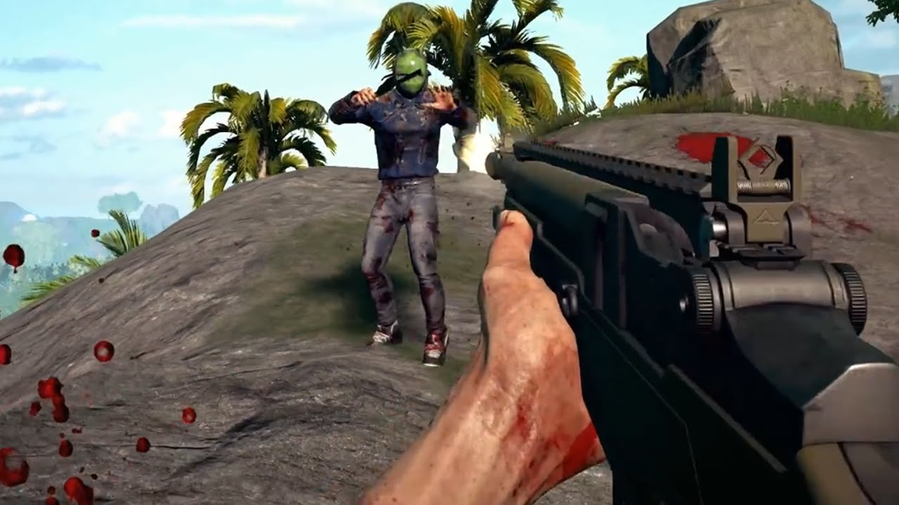 The Culling Gameplay Launch Trailer Has A Hunger Games Like Vibe