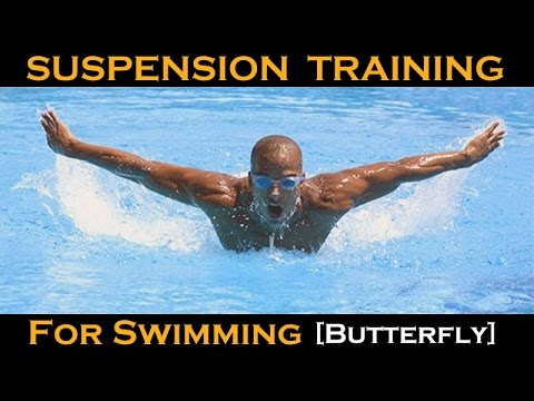 Suspension Trainer Workout for SWIMMERS