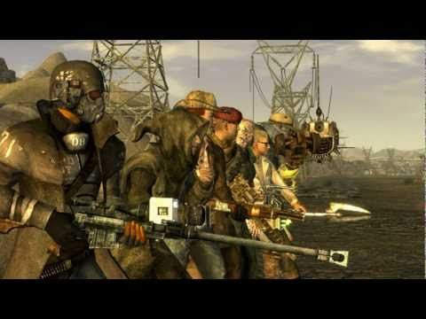 Fallout New Vegas Music Video - Citizen Soldier