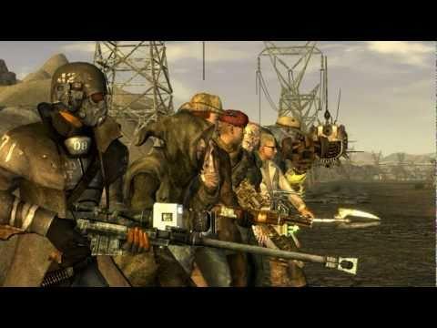 Fallout New Vegas Music Video - Citizen Soldier