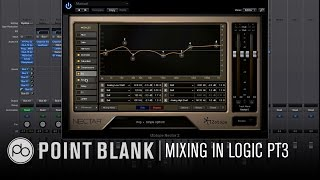 Logic Pro X Tutorial: Stem Mixing Part 3 - Mixing Vocals