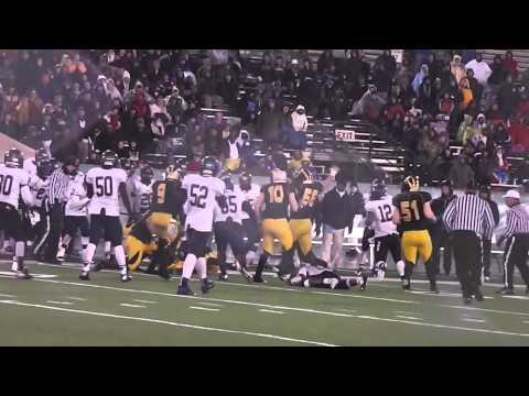 Del Oro defeats Elk Grove 20-19 in DII finals