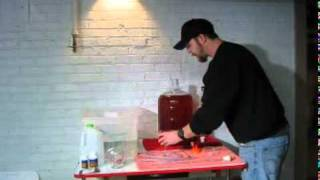 How To Make Homemade Wine Part 2.1: Racking Your Wine