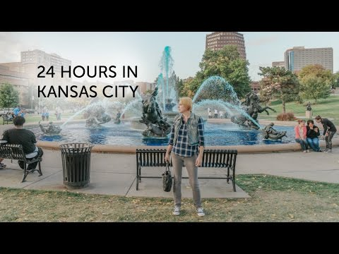 24 hours in Kansas City