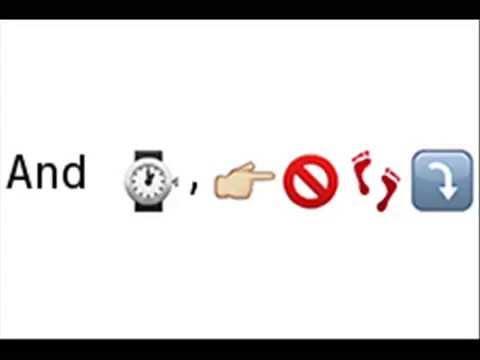 Wrecking Ball Emoji Lyrics