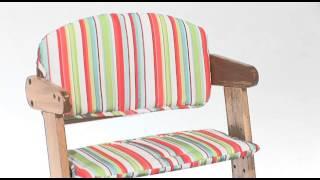 G+g 215 Buffet Wooden High Chair