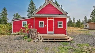 Old Houses For Sale: A $25,000 Fixer Upper, Cheap Mansion, and a Red School House!