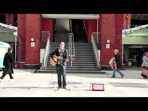 Ealing Broadway BID Live Music - Patrick Plunkett - 2012