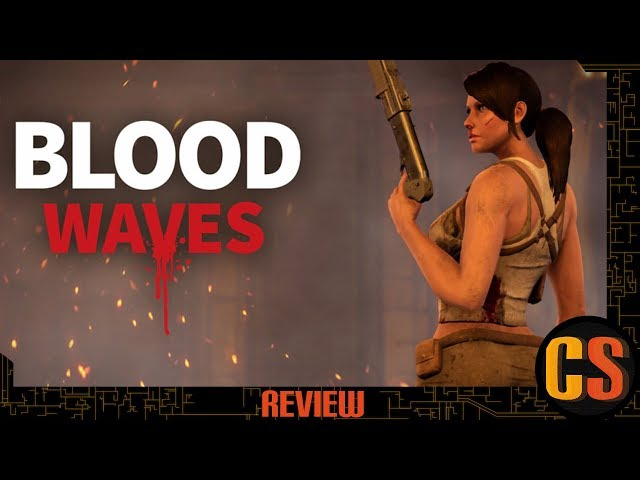 BLOOD WAVES - REVIEW