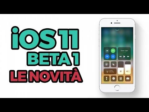 iOS 11 - TOP 15 NUOVE FUNZIONI! (ITA)