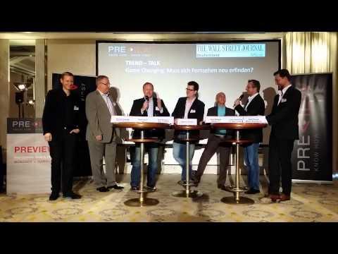 IFA Preview - Trend Talk (Teil 1) vom 07. Juli 2014 (Zukunft des Fernsehens)
