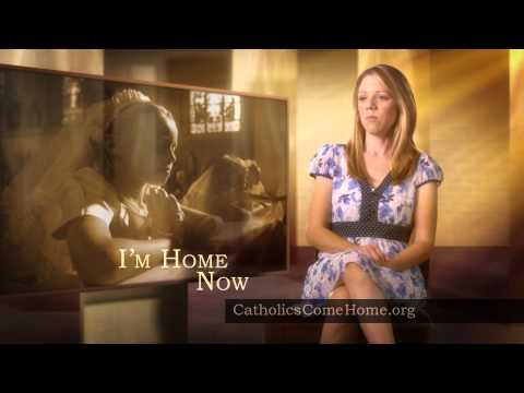 Catholics Come Home Testimonial: Pam