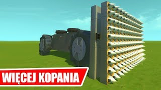 SCRAP MECHANIC - KOLEJNA MASZYNA DO KOPANIA!!