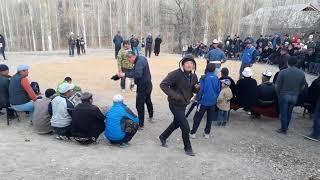 Кыргыз Курошу, Баткен Сай