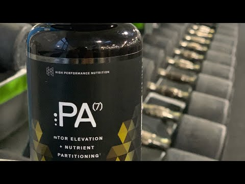 �� PRODUCT REVIEW �� High Performance Nutrition PA(7) *PLANT BASED*