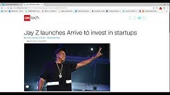 Mogul Jay Z invest in Cryptocurrency Trading Platform