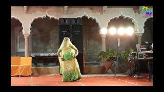 Piya Lade Ghada Ke Mujhe Jhanjhariya   Rajasthani Dance   Rajputi Weddings