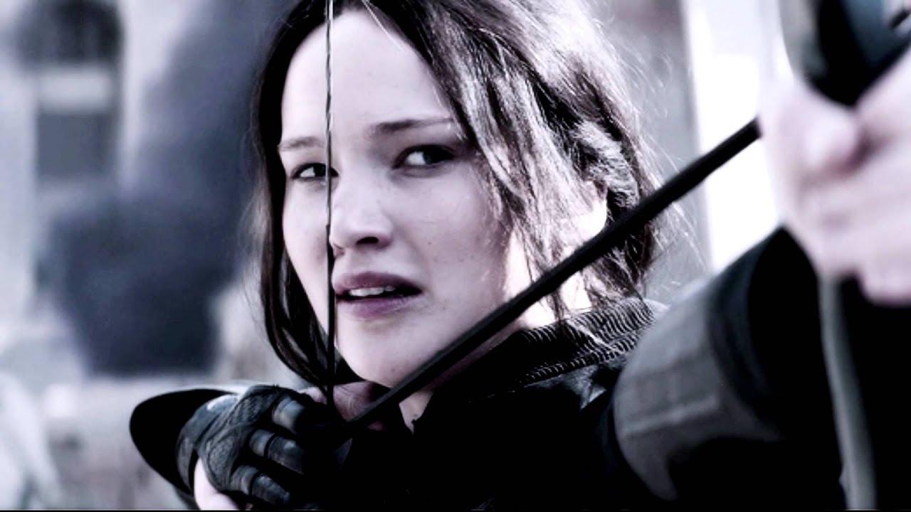 how to look like katniss everdeen - YouTube