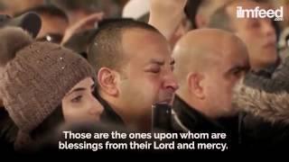 Ketika Non-Muslim Berkumpul dan Mendengarkan Lantunan Ayat Al-Qur'an. MP3