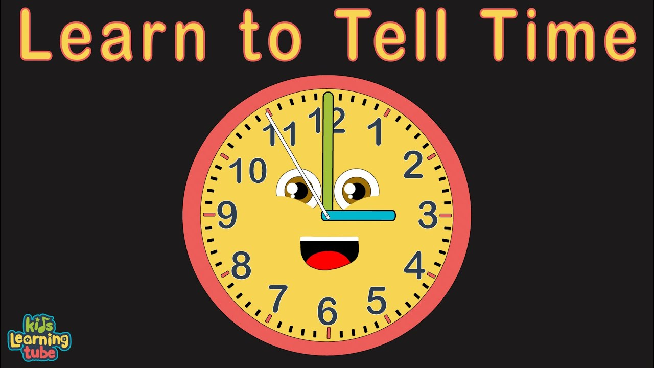 Telling Time for Kids/Learn to Tell Time for Kids