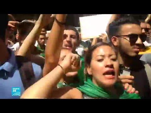 حراك الطلبة في الجزائر لا يهدأ  - نشر قبل 3 ساعة