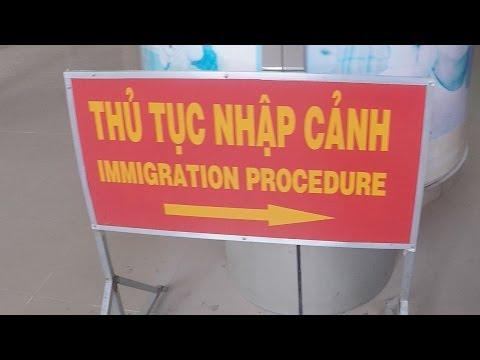 VLOG #17 | Phnom Penh to Ho Chi Minh by bus || MrMogambo