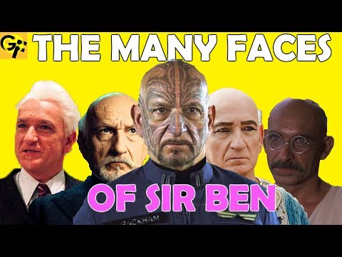 Every Ethnicity Ben Kingsley Has Played