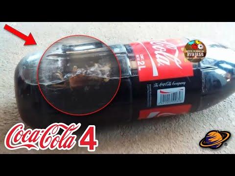 ►Los SECRETOS De COCA COLA 4 | ¿Extraño Descubrimiento En Una Fábrica De FRANCIA?