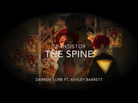 The Spine [Karaoke] - Darren Korb ft. Ashley Barret
