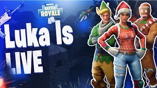 HOSTING Duo/Solo Custom Matchmaking Scrims | Fortnite LIVE All Platforms Allowed | Code - LUKACY