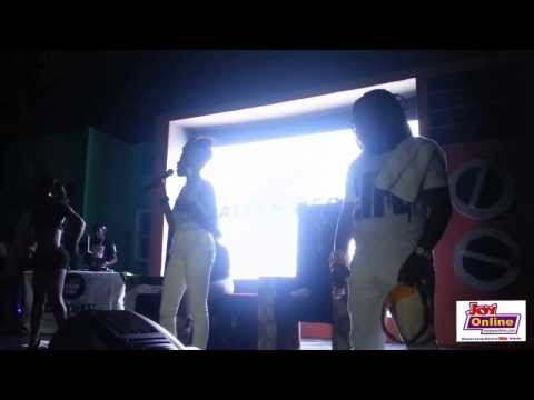 Reggie Rockstone and Obrafour perform at 2013 Back In The Day concert(2)