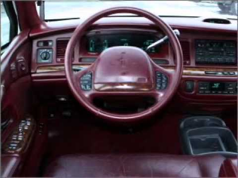 1995 Lincoln Town Car Denver Co Youtube