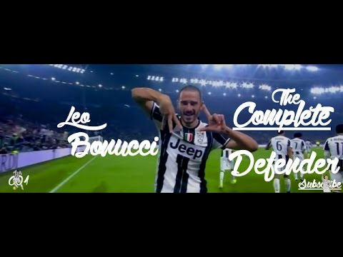 Leonardo Bonucci-The Complete Defender-2016