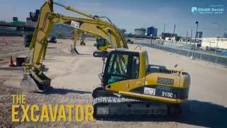 The Excavator - Dig This Las Vegas