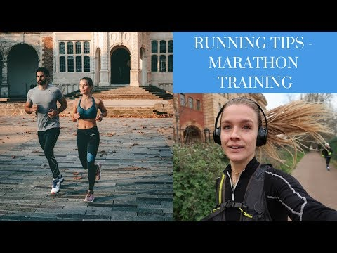 RUNNING TOP TIPS   MARATHON TRAINING   Your questions