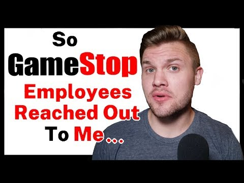 Gamestop Employees Make Contact Over Video   Gamestop Chronicles