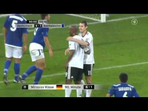 Deutschland Aserbaidschan