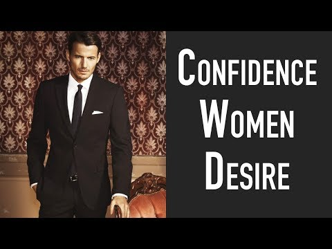 3 HACKS to Exude Confidence Around Women Instantly **use today**