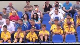 Губернатор Гордеев. Обещания футбольной общественности.