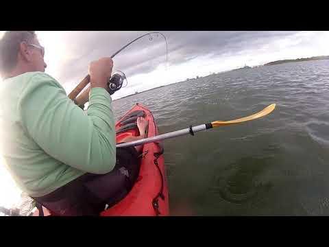 Atlantic Beach, NC Inshore Kayak Fishing   2019
