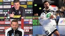 """Fußballer im Handball-Fieber: """"Halbfinale können sie schaffen"""""""